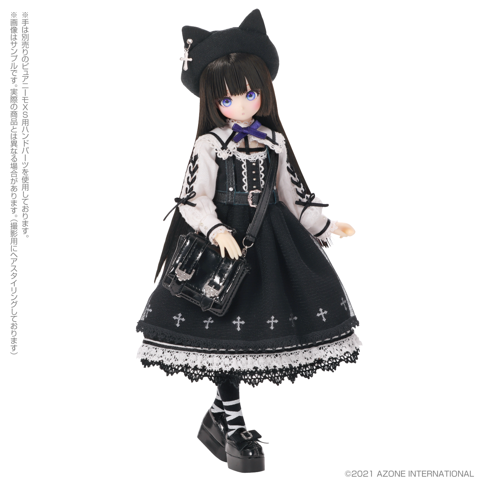 ルミナス*ストリート『みい/Mii ~Cat walking path~(通常販売ver.)』Luminous*Street 1/6 完成品ドール-013