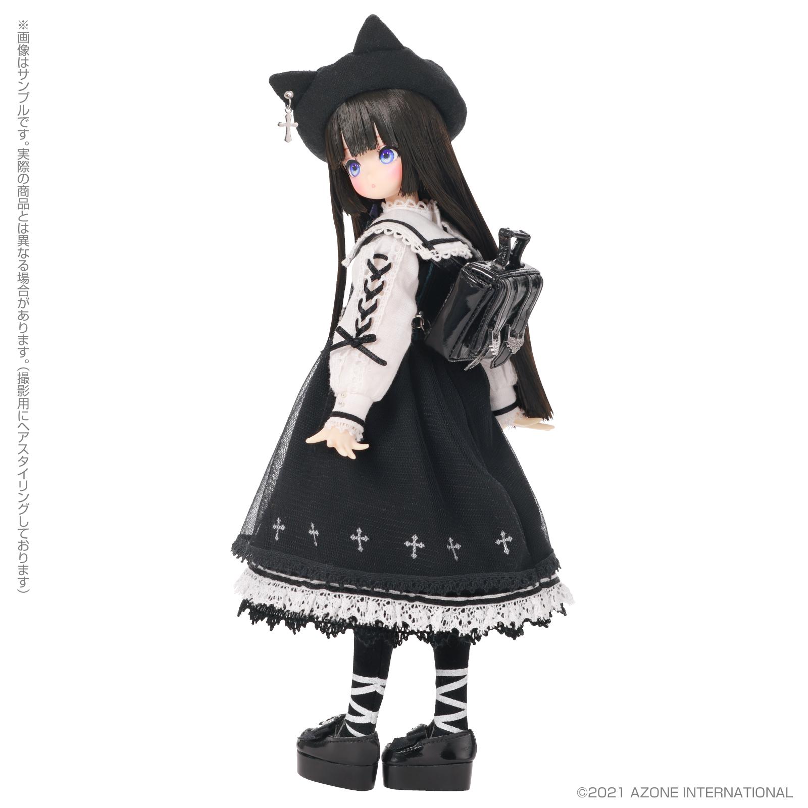 ルミナス*ストリート『みい/Mii ~Cat walking path~(通常販売ver.)』Luminous*Street 1/6 完成品ドール-014