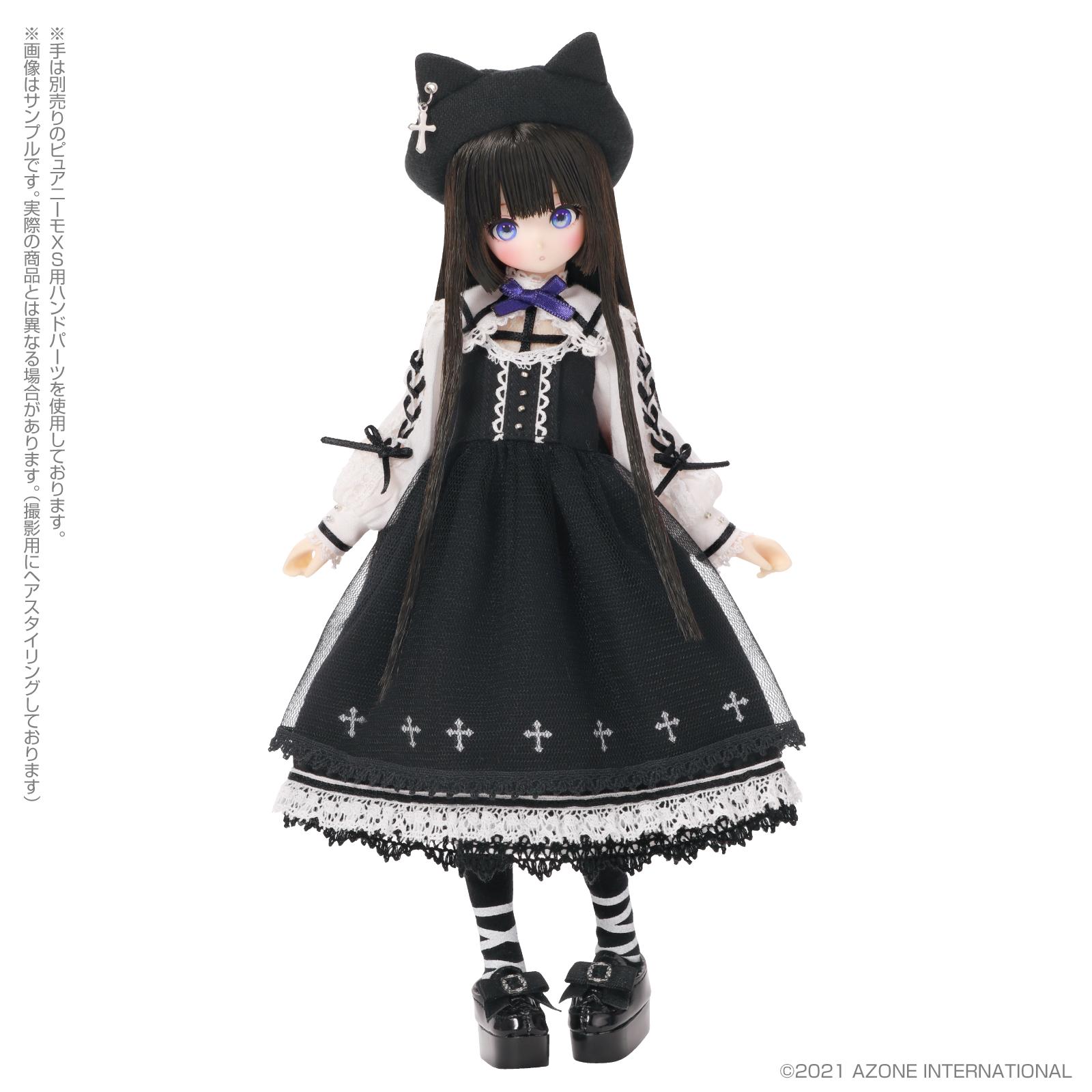 ルミナス*ストリート『みい/Mii ~Cat walking path~(通常販売ver.)』Luminous*Street 1/6 完成品ドール-015
