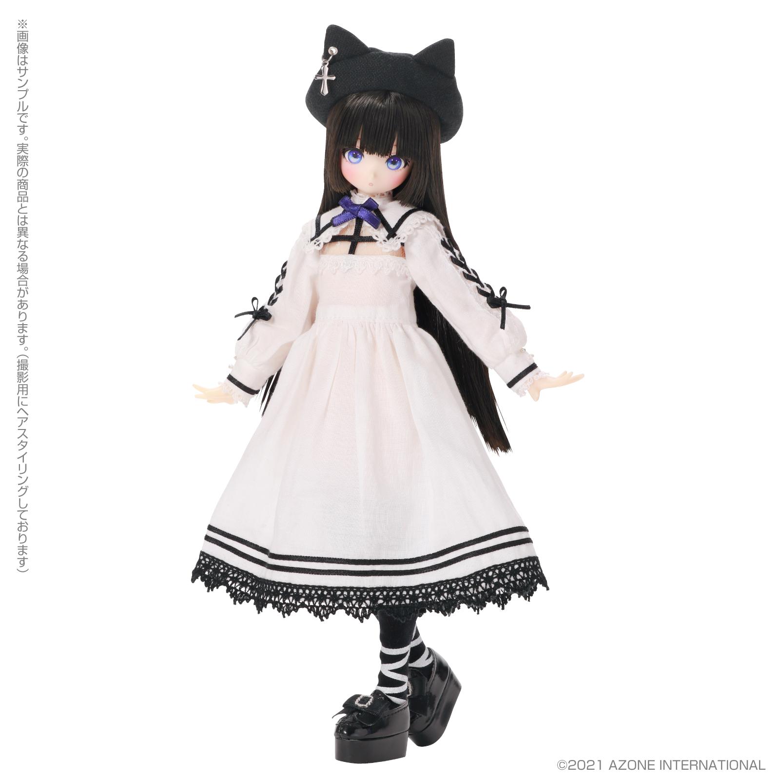 ルミナス*ストリート『みい/Mii ~Cat walking path~(通常販売ver.)』Luminous*Street 1/6 完成品ドール-017