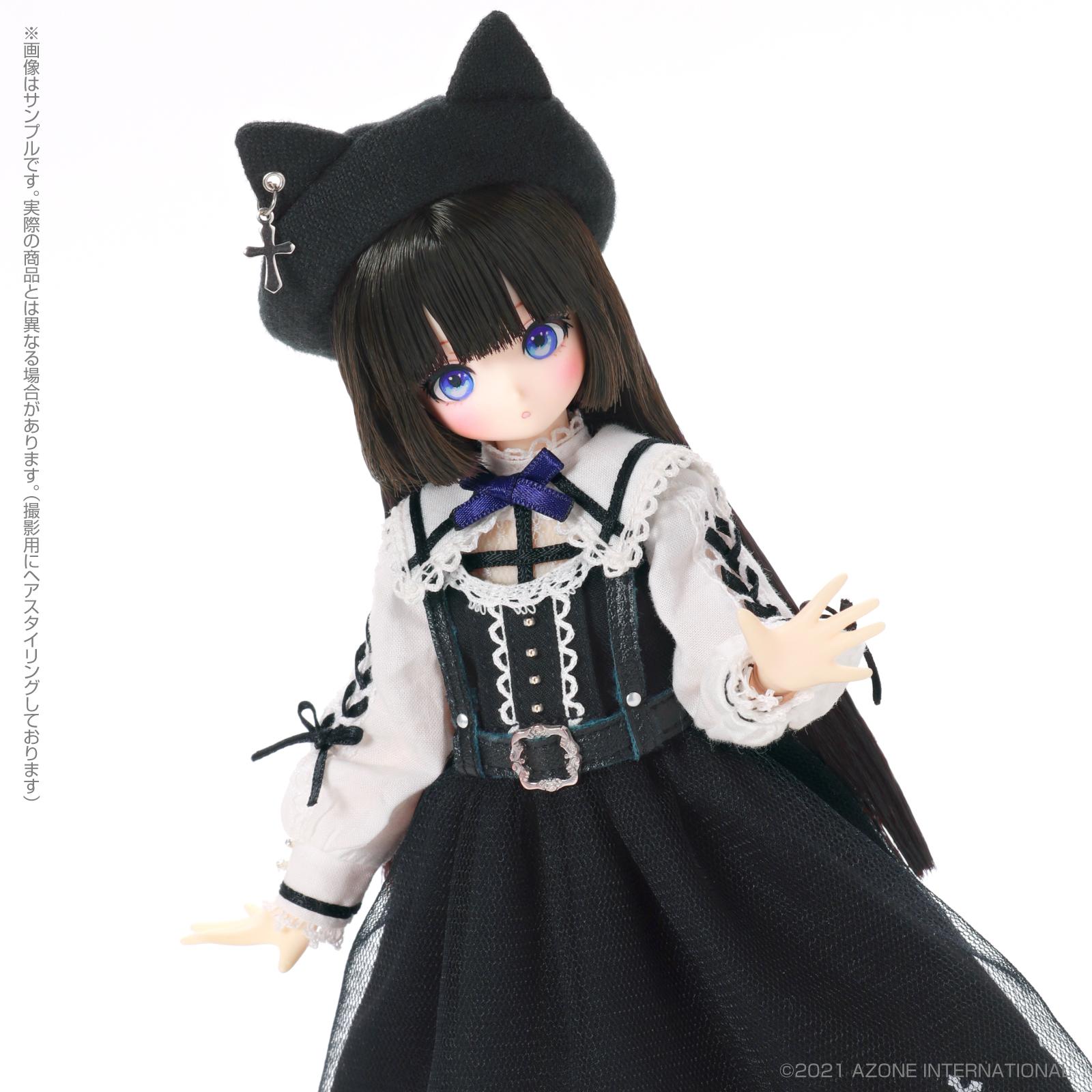 ルミナス*ストリート『みい/Mii ~Cat walking path~(通常販売ver.)』Luminous*Street 1/6 完成品ドール-018