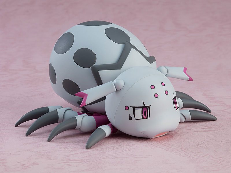 ねんどろいど『蜘蛛子』蜘蛛ですが、なにか? デフォルメ可動フィギュア-002