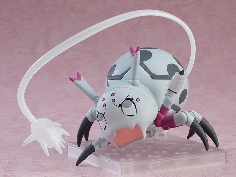 ねんどろいど『蜘蛛子』蜘蛛ですが、なにか? デフォルメ可動フィギュア-003