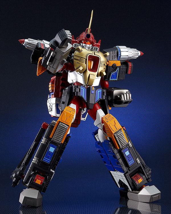THE合体『合体超神サンダーグリッドマン - TOKUSATSU EDITION -』電光超人グリッドマン 可変合体フィギュア-001