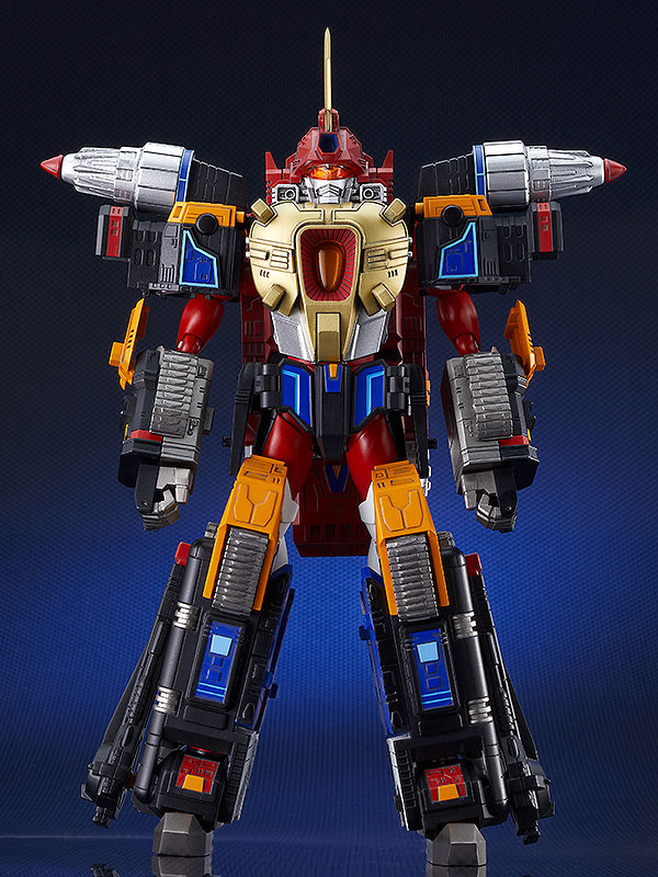 THE合体『合体超神サンダーグリッドマン - TOKUSATSU EDITION -』電光超人グリッドマン 可変合体フィギュア-010