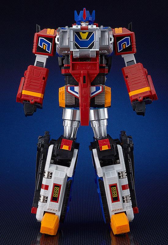 THE合体『合体超神サンダーグリッドマン - TOKUSATSU EDITION -』電光超人グリッドマン 可変合体フィギュア-016