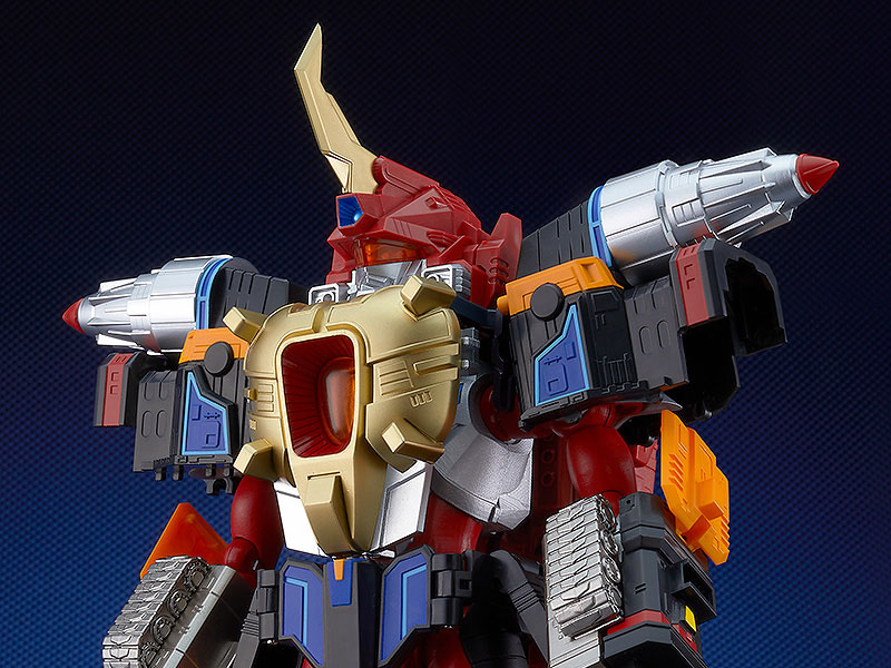 THE合体『合体超神サンダーグリッドマン - TOKUSATSU EDITION -』電光超人グリッドマン 可変合体フィギュア-020