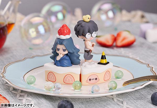 ロシャオヘイセンキ『羅小黒戦記・Happy Birthday!』トレーディングフィギュア 6個入りBOX-003