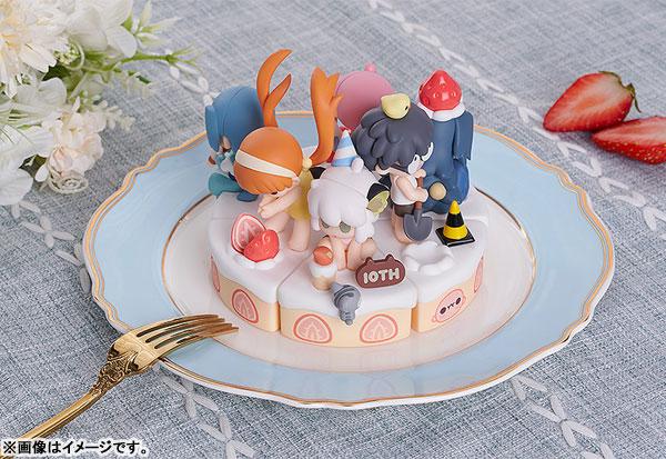 ロシャオヘイセンキ『羅小黒戦記・Happy Birthday!』トレーディングフィギュア 6個入りBOX-005
