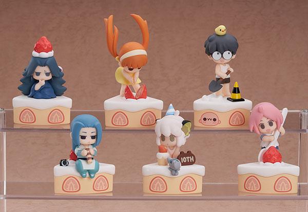 ロシャオヘイセンキ『羅小黒戦記・Happy Birthday!』トレーディングフィギュア 6個入りBOX-006
