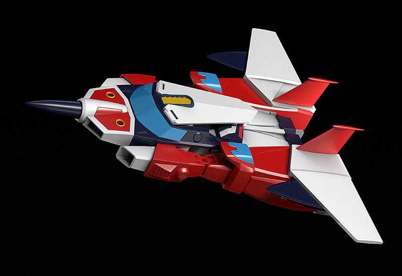 MODEROID『ブライガー』銀河旋風ブライガー プラモデル-003