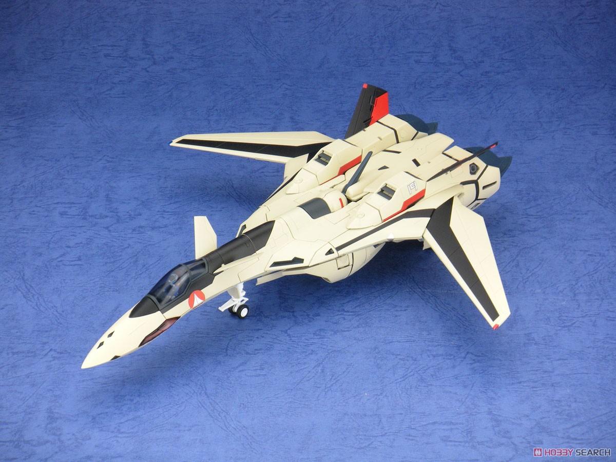 マクロスプラス『完全変形 YF-19 with ファストパック』1/60 可変可動フィギュア-001