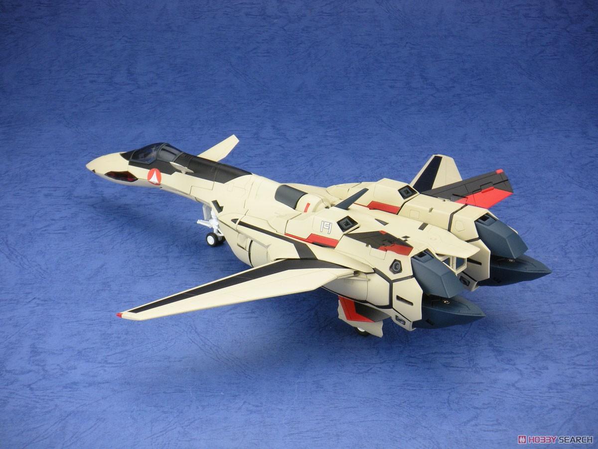 マクロスプラス『完全変形 YF-19 with ファストパック』1/60 可変可動フィギュア-002