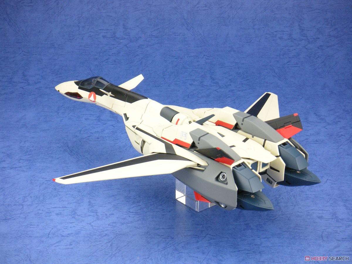 マクロスプラス『完全変形 YF-19 with ファストパック』1/60 可変可動フィギュア-005