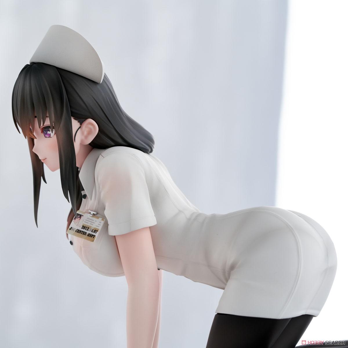 KFRイラスト『ナースさん』完成品フィギュア-013