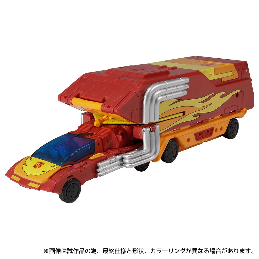 トランスフォーマー キングダム『KD-12 ロディマスプライム』可変可動フィギュア-002