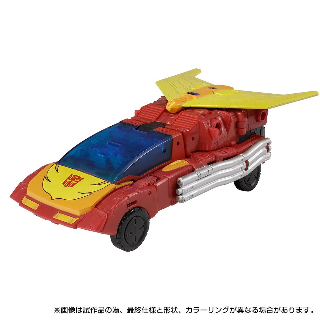 トランスフォーマー キングダム『KD-12 ロディマスプライム』可変可動フィギュア-005