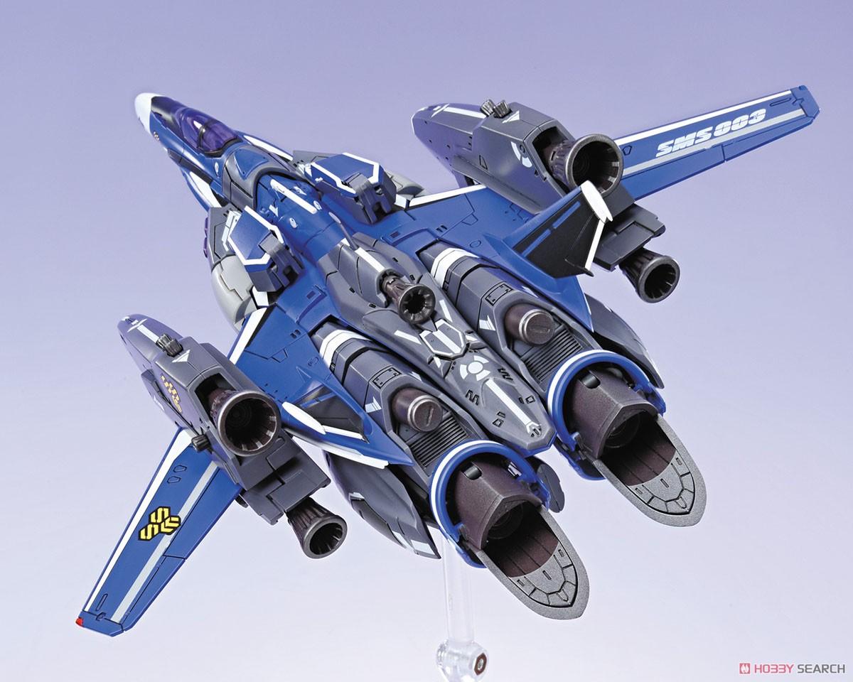 【再販】ACKS V.F.G.『VF-25G スーパーメサイア クラン・クラン』マクロスF プラモデル-007