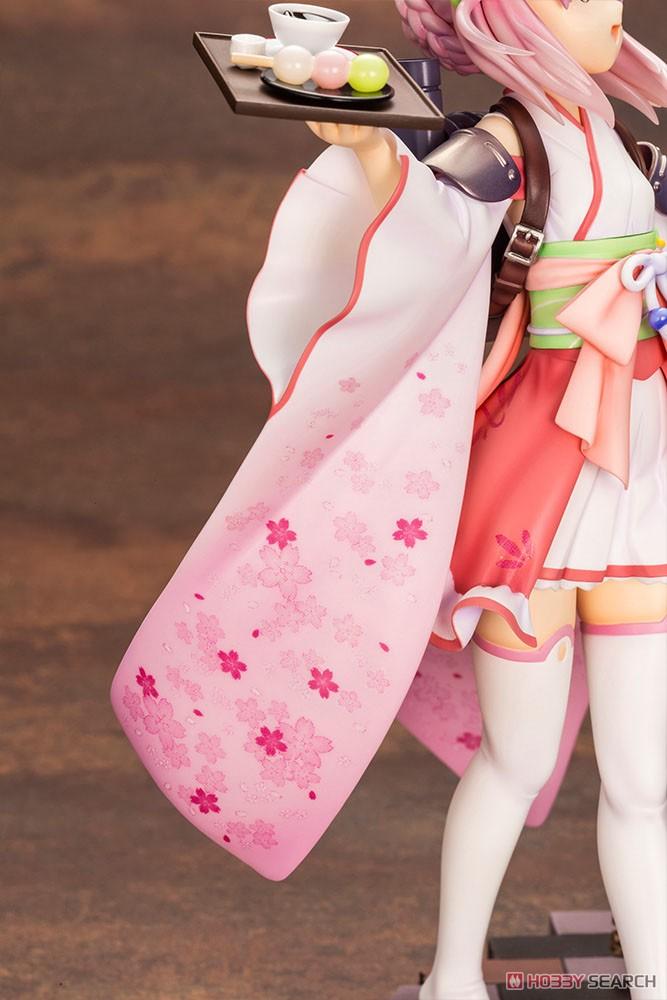 プリマドール『灰桜 初回生産限定版』1/7 完成品フィギュア-005