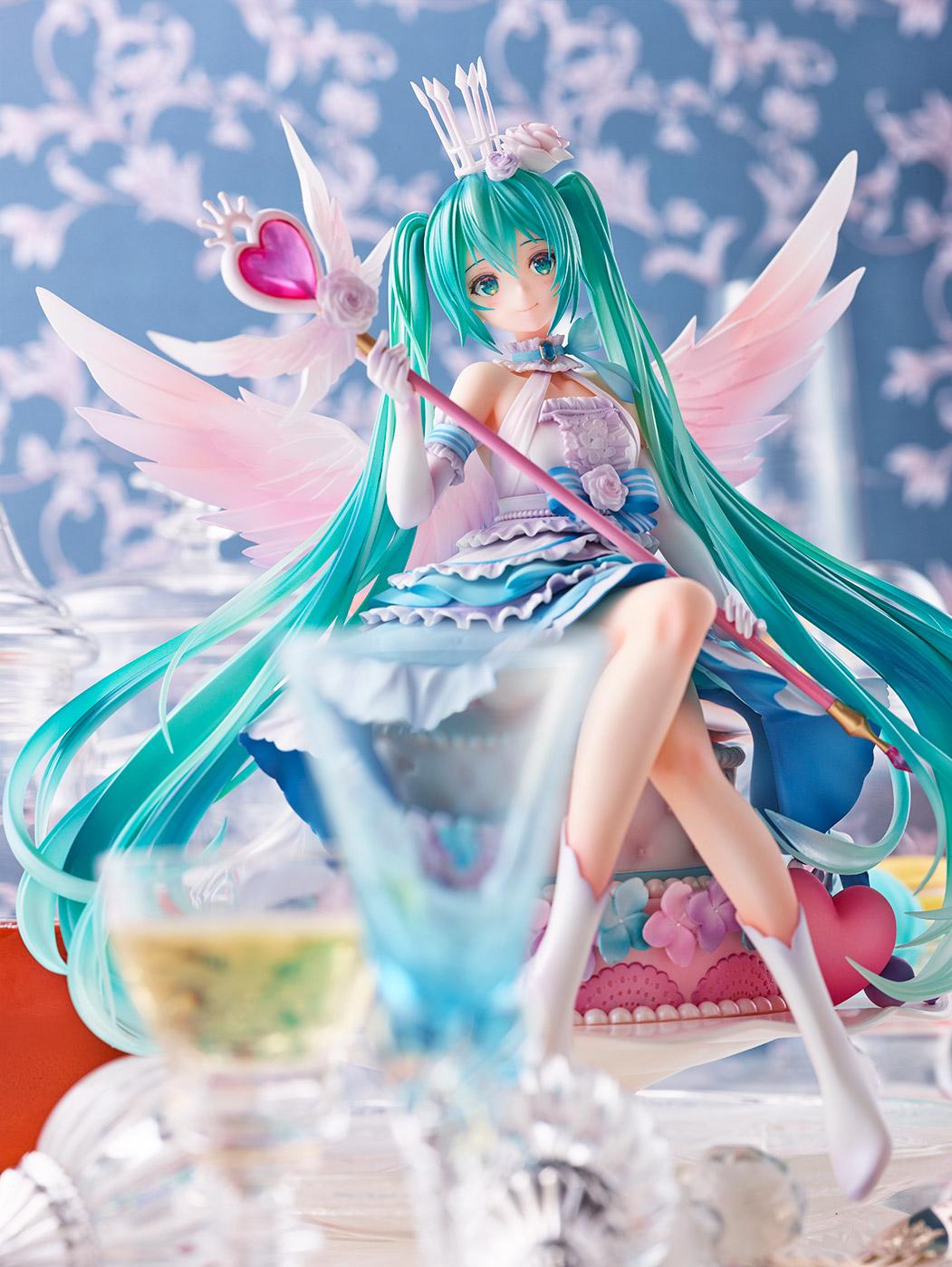 【限定販売】初音ミク『Birthday 2020~Sweet Angel ver.~』1/7 完成品フィギュア-003