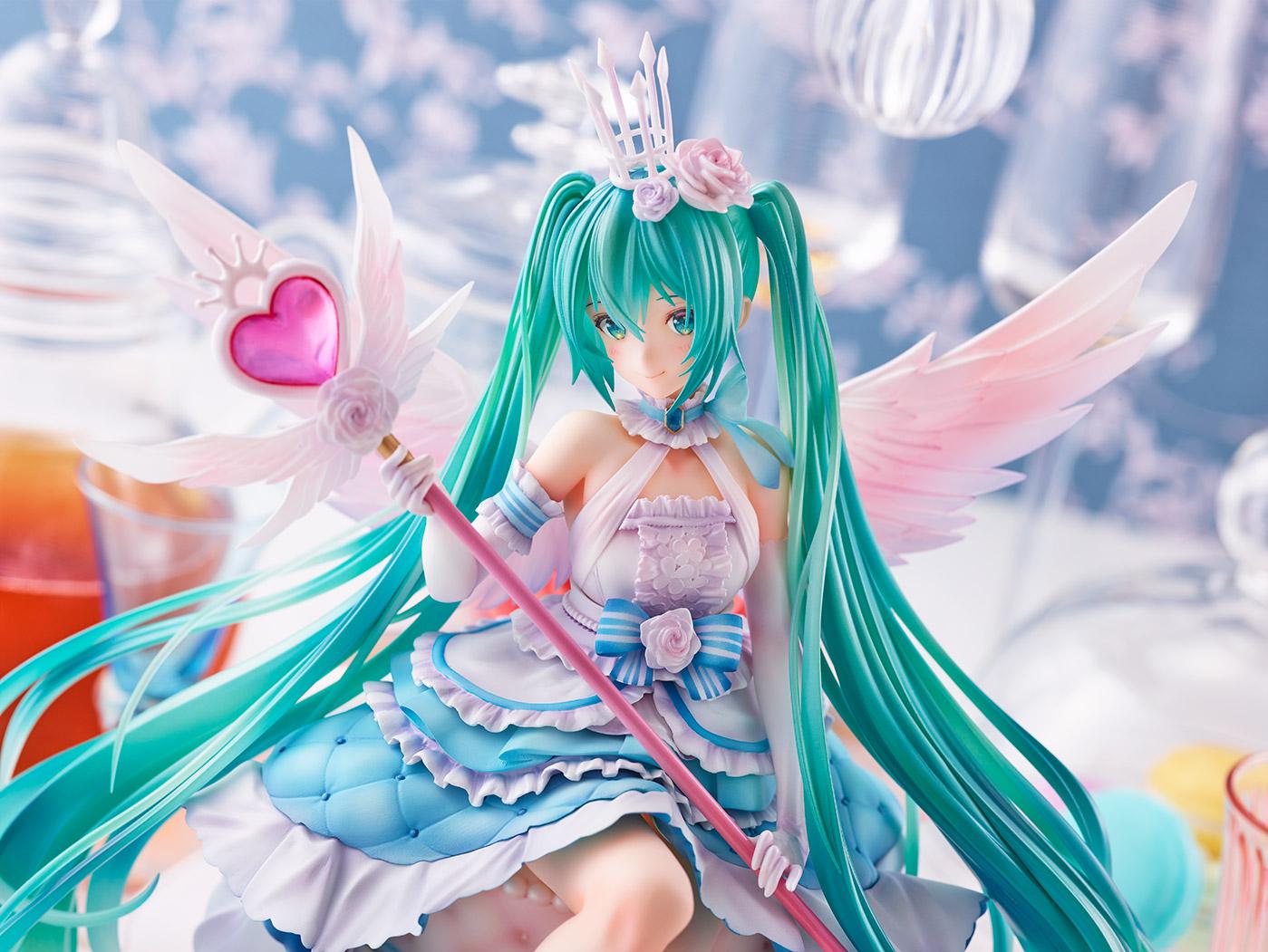 【限定販売】初音ミク『Birthday 2020~Sweet Angel ver.~』1/7 完成品フィギュア-004