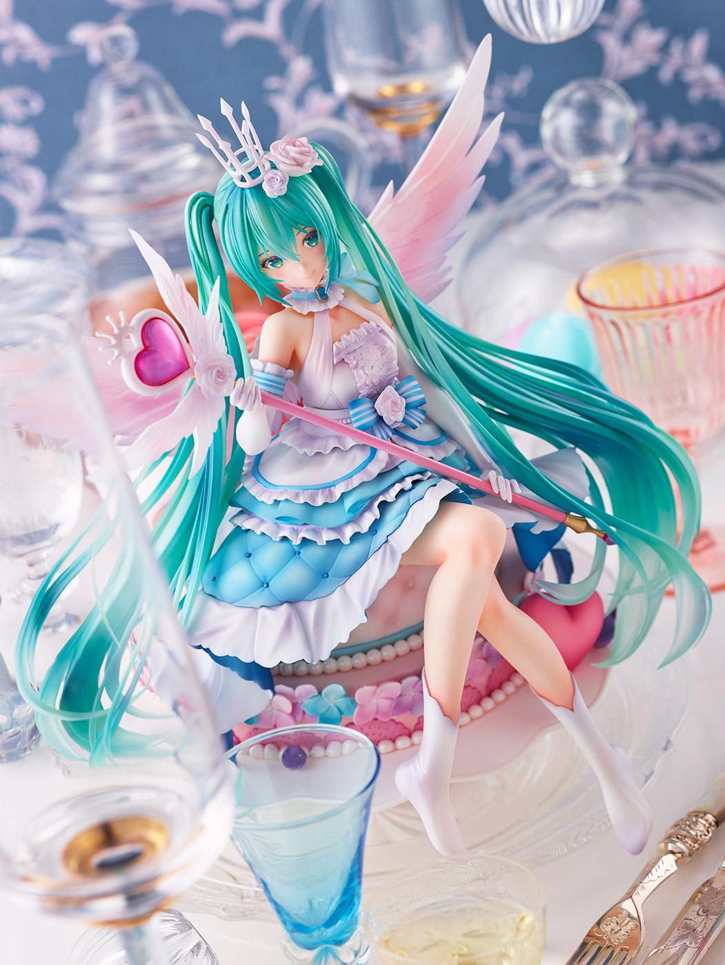 【限定販売】初音ミク『Birthday 2020~Sweet Angel ver.~』1/7 完成品フィギュア-006