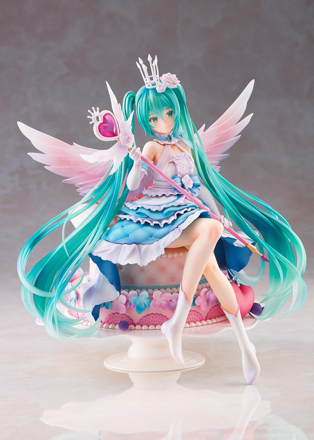 【限定販売】初音ミク『Birthday 2020~Sweet Angel ver.~』1/7 完成品フィギュア-009