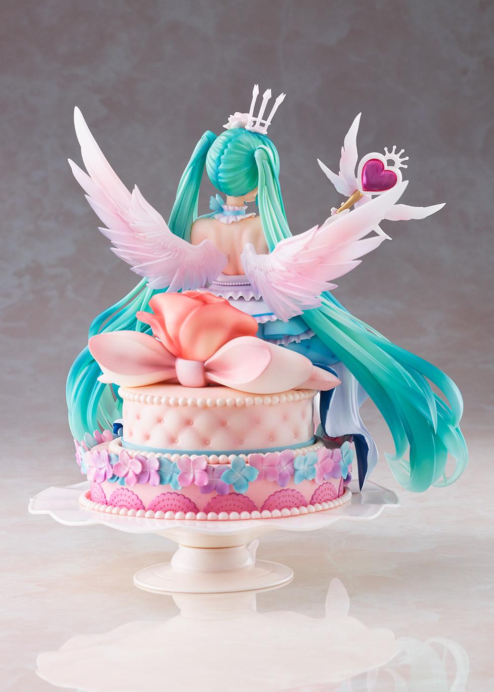 【限定販売】初音ミク『Birthday 2020~Sweet Angel ver.~』1/7 完成品フィギュア-011