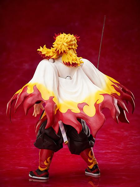 【限定販売】BUZZmod. バズモッド『煉獄杏寿郎』鬼滅の刃 1/12 可動フィギュア-007