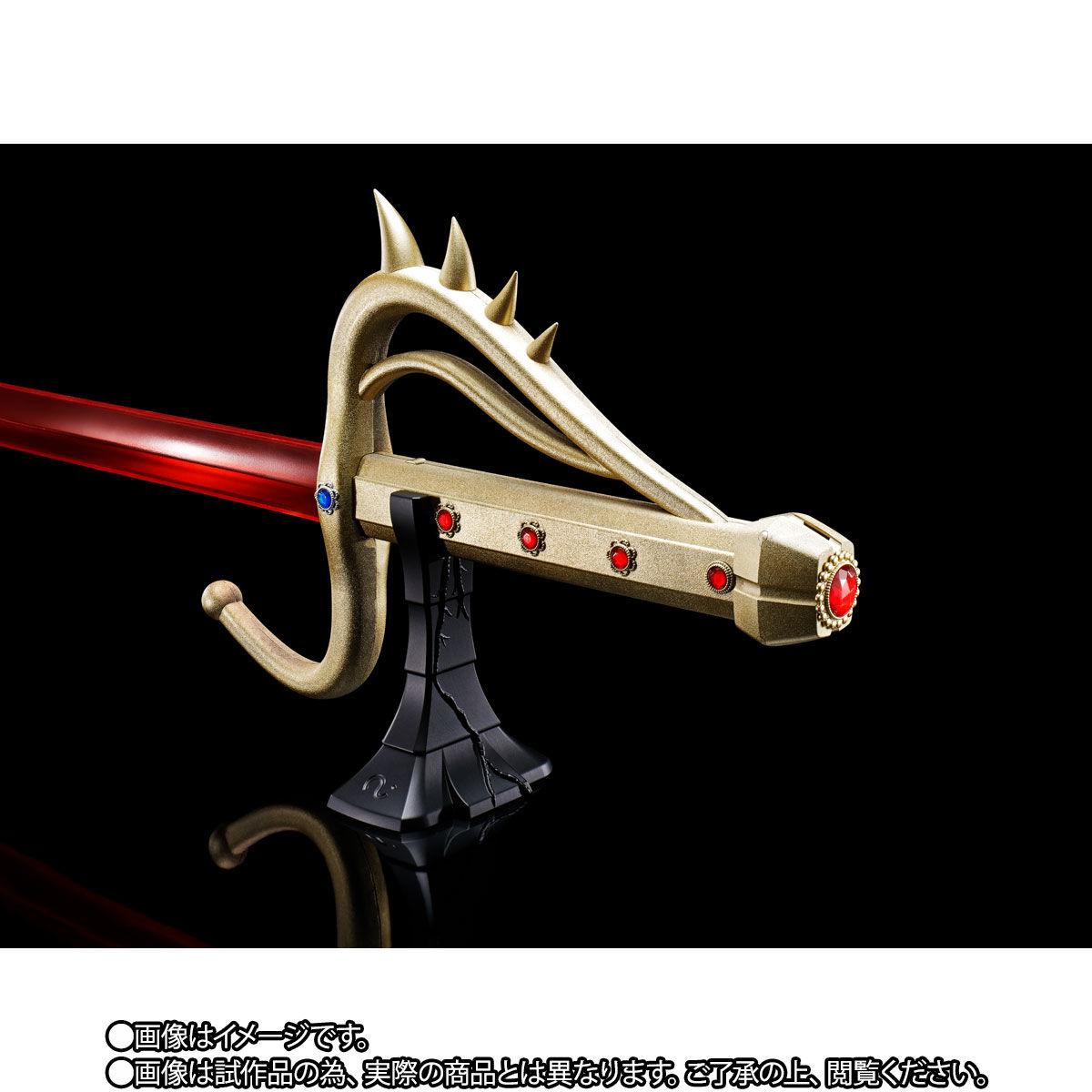 【限定販売】仮面ライダーBLACK『TAMASHII Lab サタンサーベル』シャドームーン 変身なりきり-003