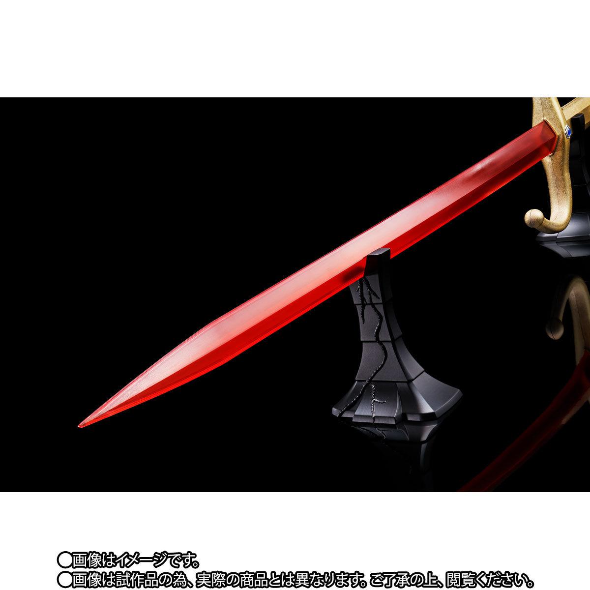 【限定販売】仮面ライダーBLACK『TAMASHII Lab サタンサーベル』シャドームーン 変身なりきり-004