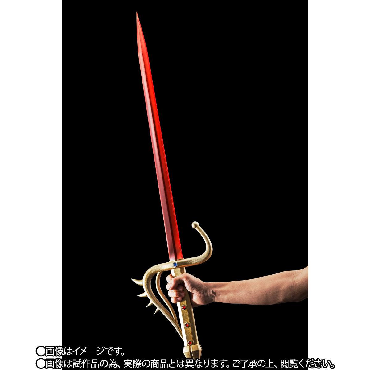 【限定販売】仮面ライダーBLACK『TAMASHII Lab サタンサーベル』シャドームーン 変身なりきり-006
