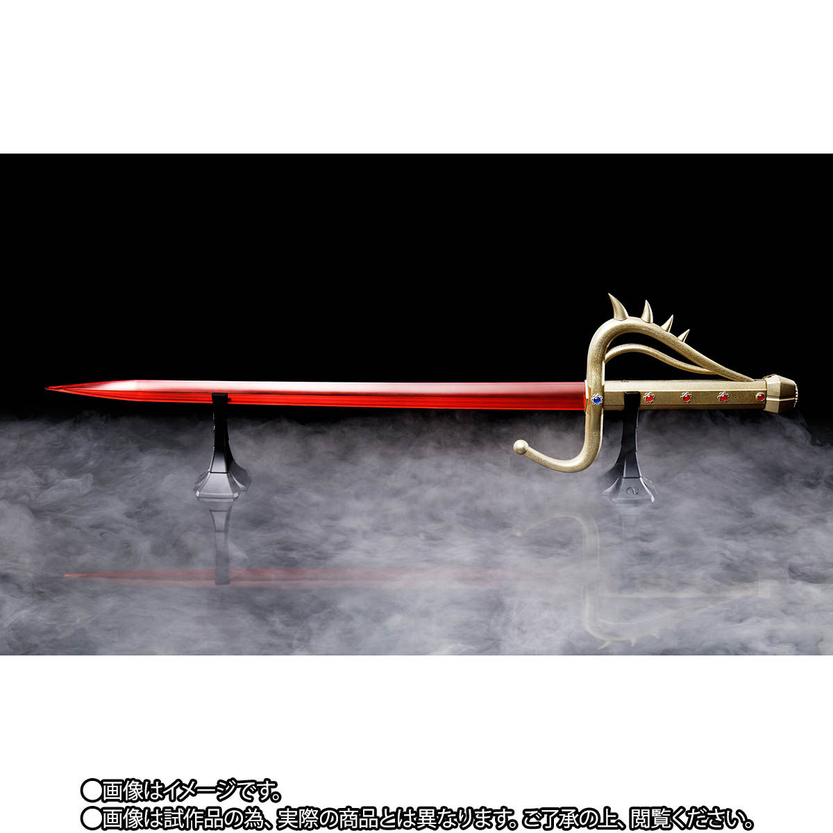 【限定販売】仮面ライダーBLACK『TAMASHII Lab サタンサーベル』シャドームーン 変身なりきり-007