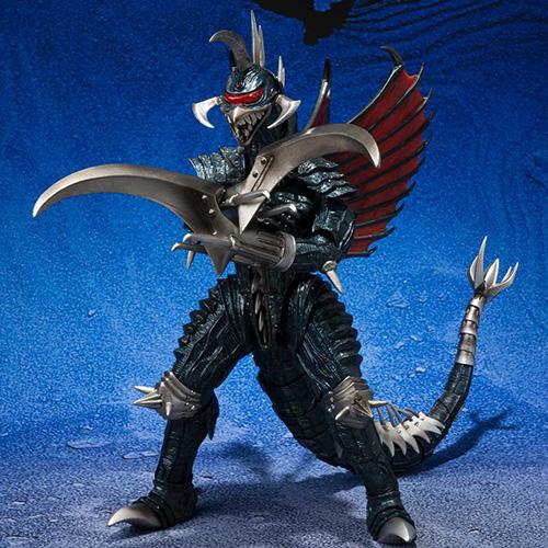 【限定販売】S.H.MonsterArts『ガイガン(2004)大決戦Ver.』ゴジラ FINAL WARS 可動フィギュア