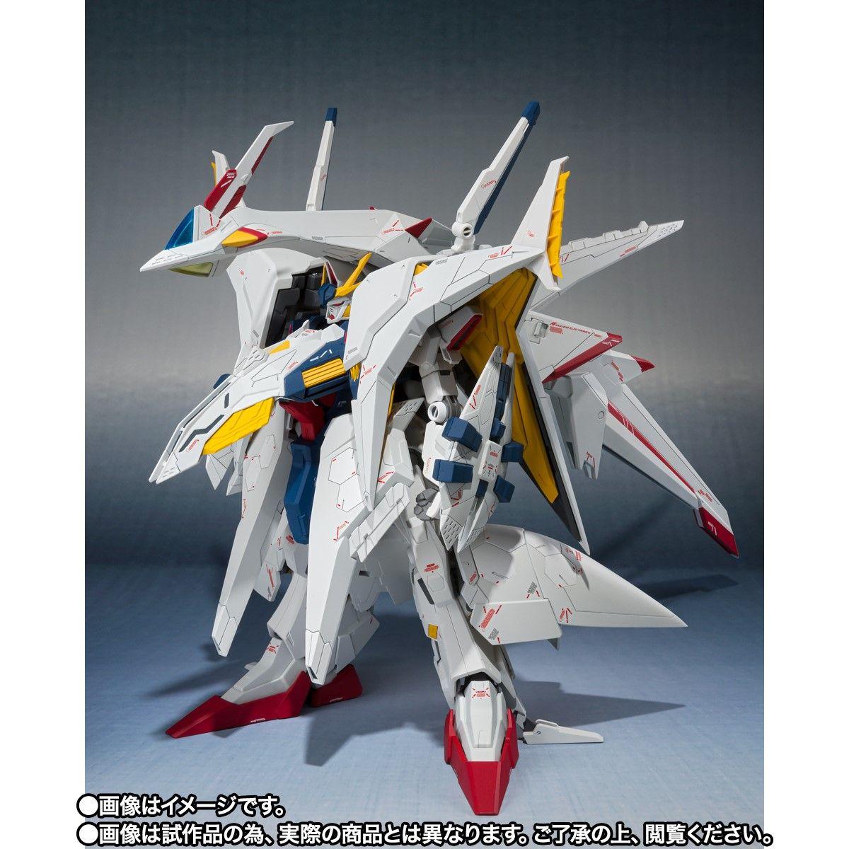 【限定販売】ROBOT魂 Ka signature〈SIDE MS〉『ペーネロペー(機動戦士ガンダム 閃光のハサウェイVer.)』可動フィギュア-002
