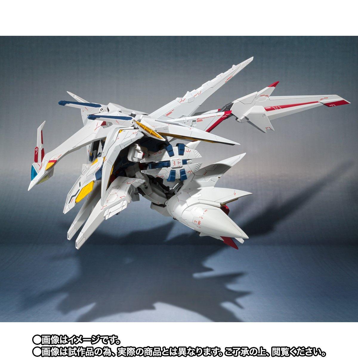 【限定販売】ROBOT魂 Ka signature〈SIDE MS〉『ペーネロペー(機動戦士ガンダム 閃光のハサウェイVer.)』可動フィギュア-005