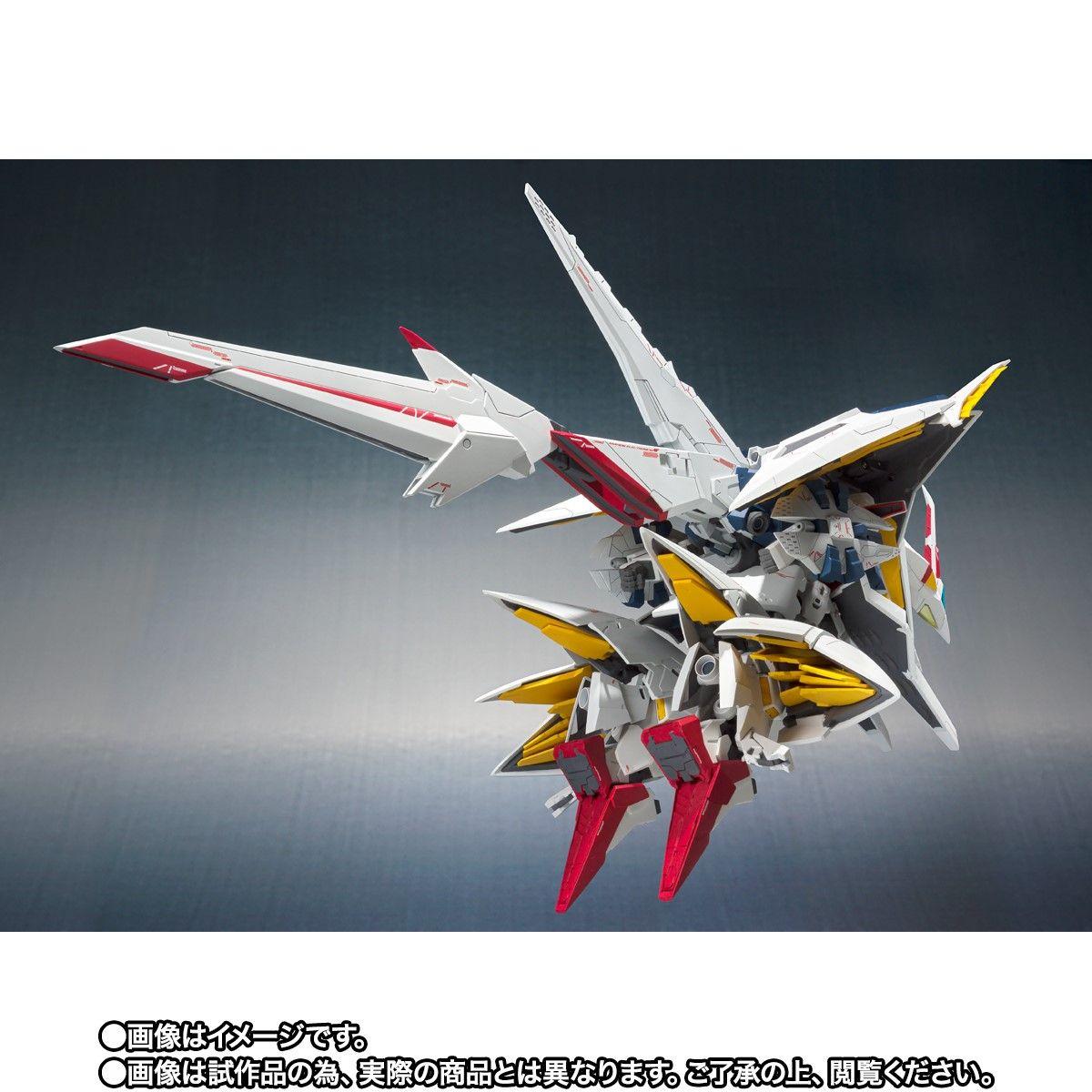 【限定販売】ROBOT魂 Ka signature〈SIDE MS〉『ペーネロペー(機動戦士ガンダム 閃光のハサウェイVer.)』可動フィギュア-006