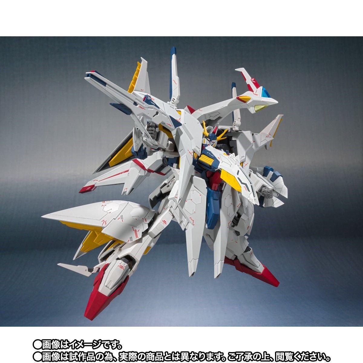 【限定販売】ROBOT魂 Ka signature〈SIDE MS〉『ペーネロペー(機動戦士ガンダム 閃光のハサウェイVer.)』可動フィギュア-007