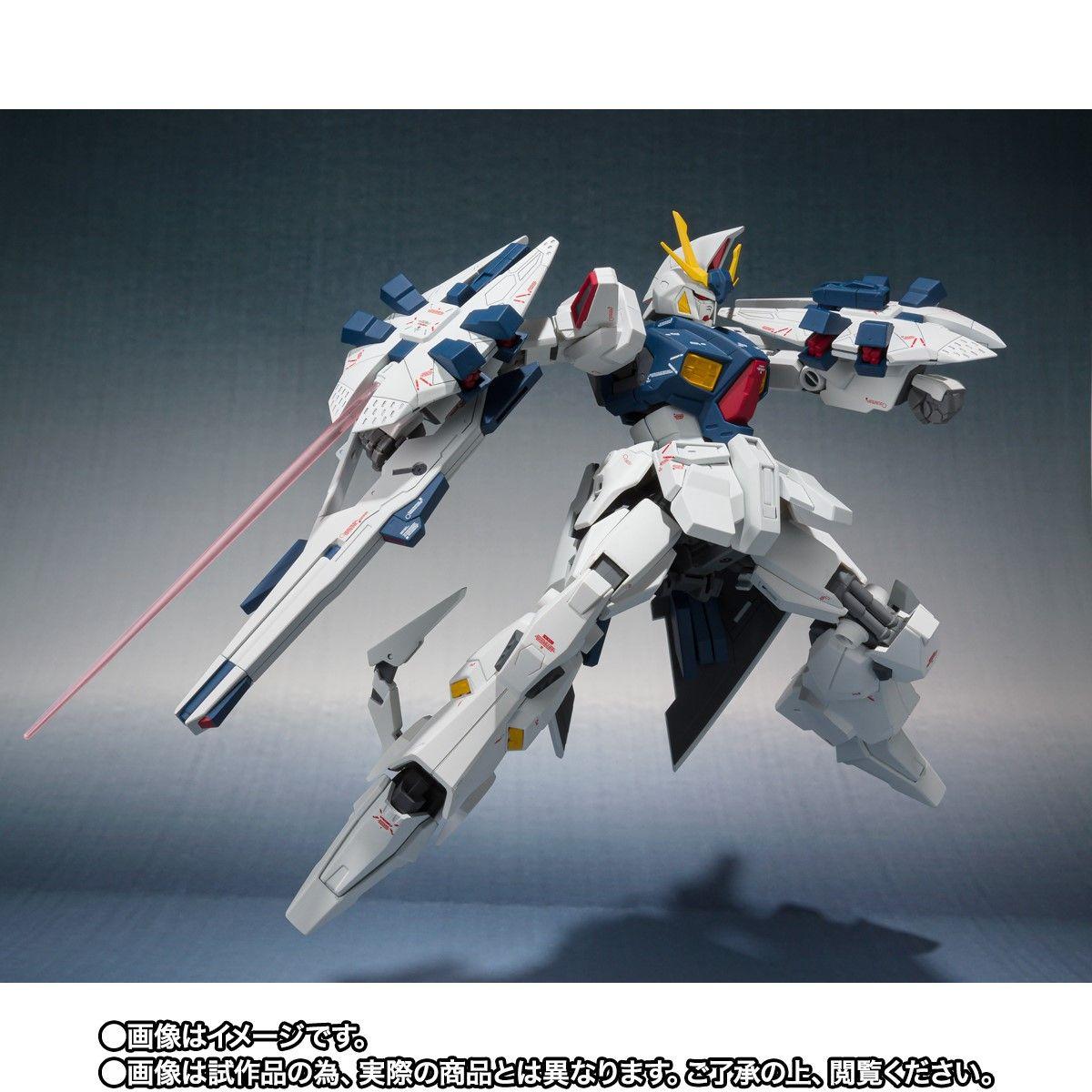 【限定販売】ROBOT魂 Ka signature〈SIDE MS〉『ペーネロペー(機動戦士ガンダム 閃光のハサウェイVer.)』可動フィギュア-008