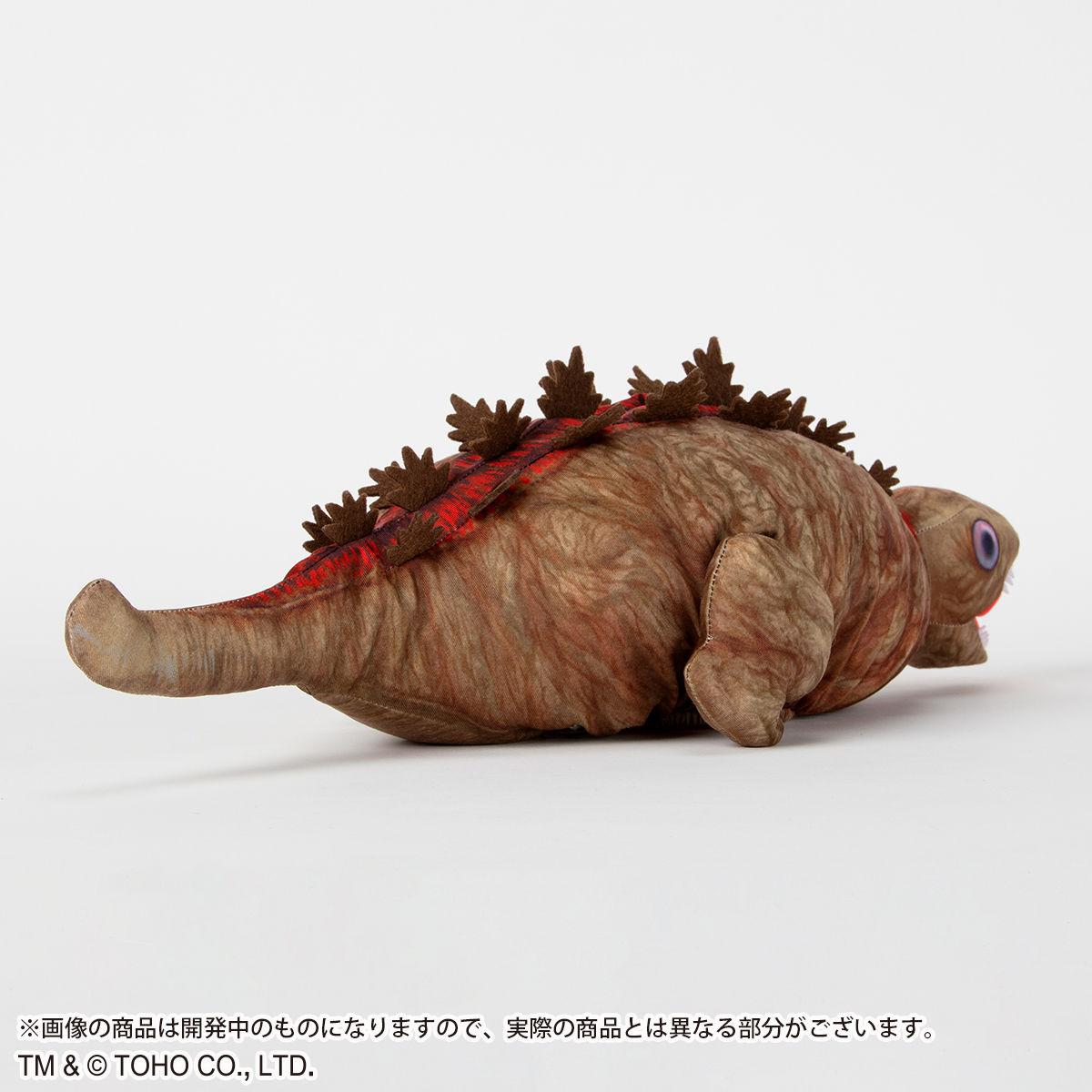 【限定販売】シン・ゴジラ『ゴジラ第2形態 フローリングワイパーカバー』グッズ-003