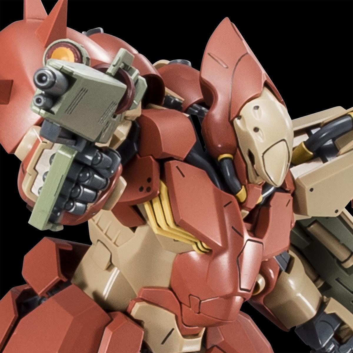 【限定販売】HG 1/144『メッサーF02型』機動戦士ガンダム 閃光のハサウェイ プラモデル-001