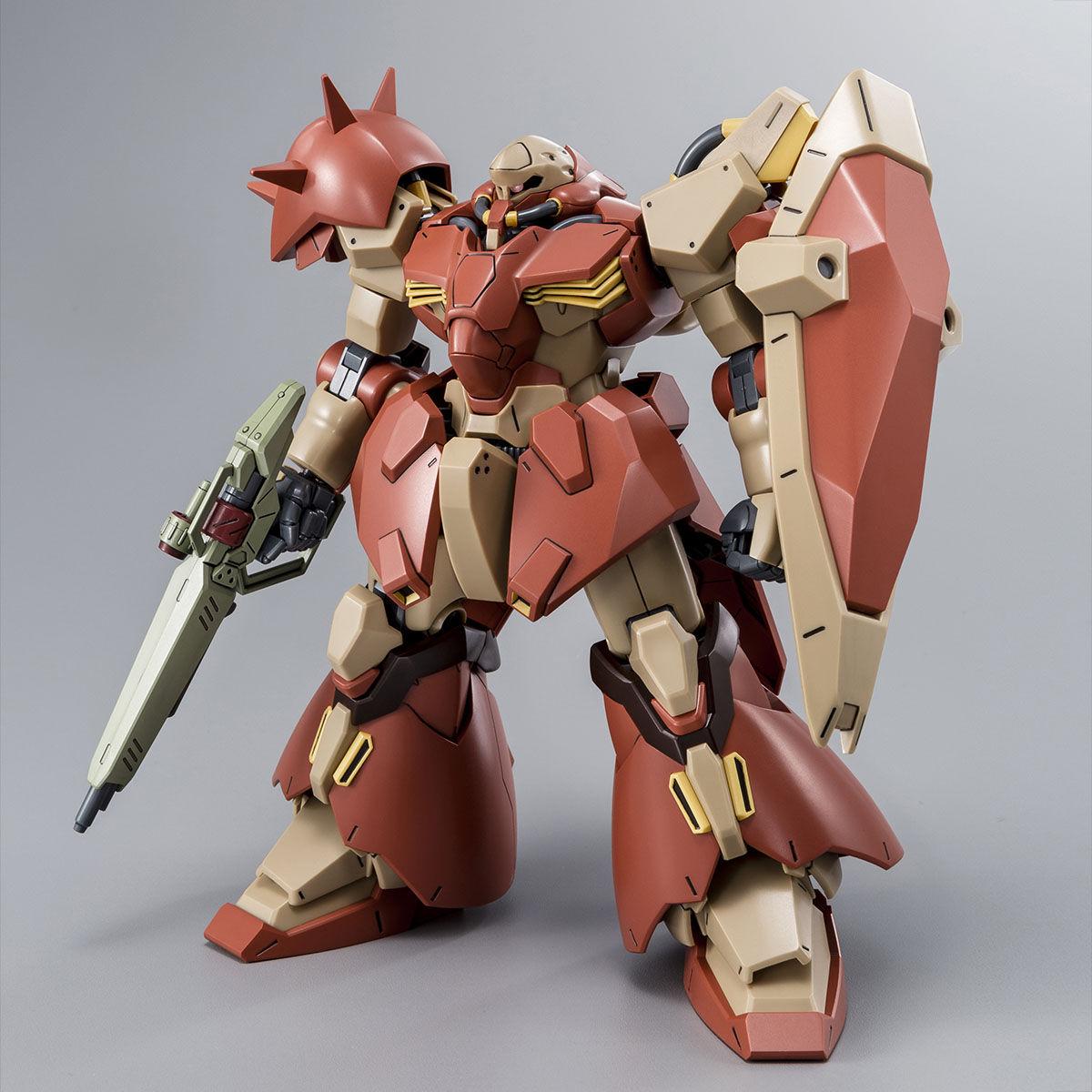 【限定販売】HG 1/144『メッサーF02型』機動戦士ガンダム 閃光のハサウェイ プラモデル-002