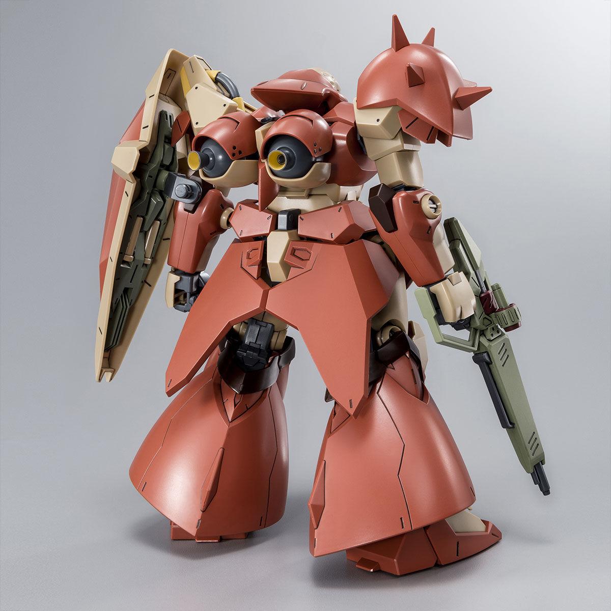 【限定販売】HG 1/144『メッサーF02型』機動戦士ガンダム 閃光のハサウェイ プラモデル-003