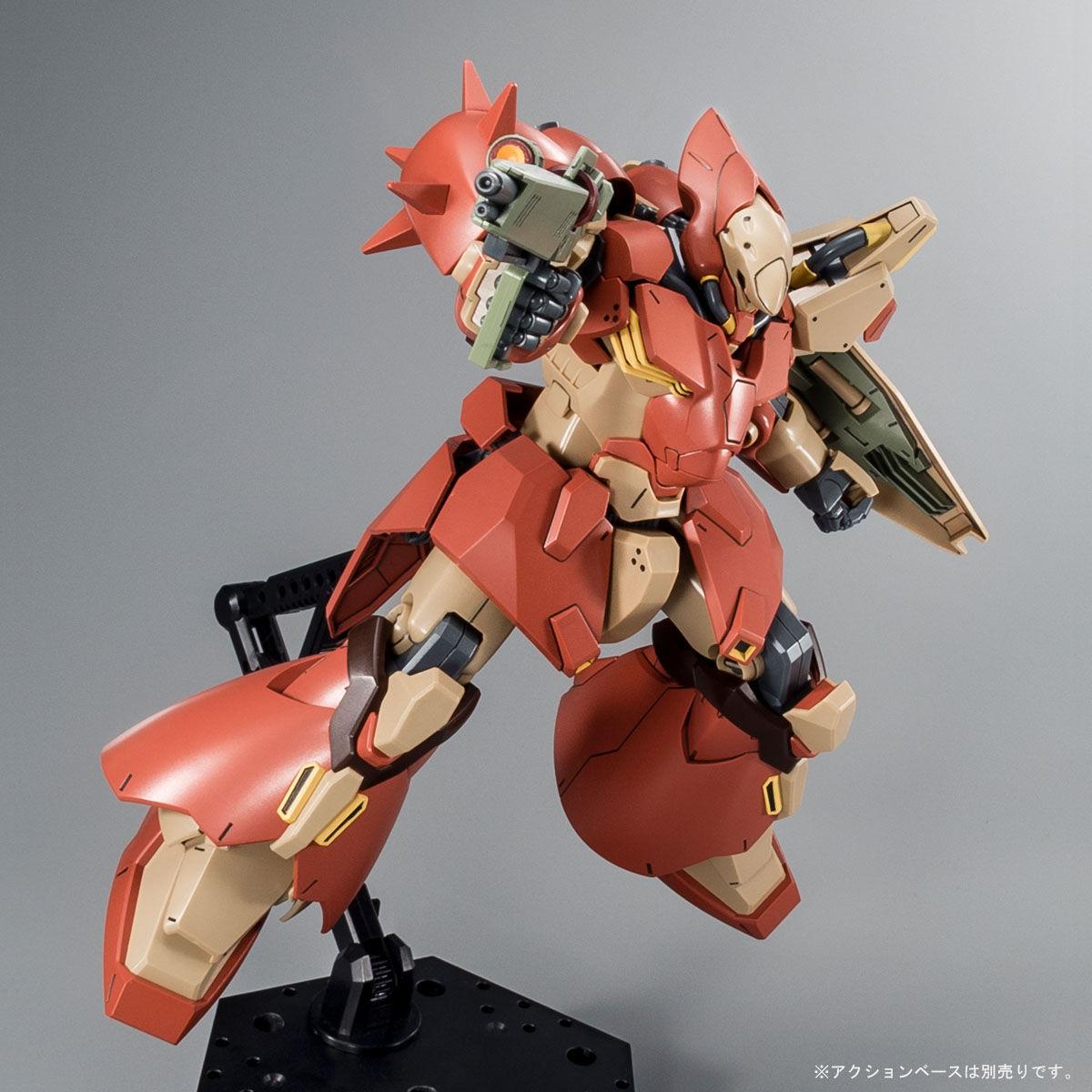 【限定販売】HG 1/144『メッサーF02型』機動戦士ガンダム 閃光のハサウェイ プラモデル-004