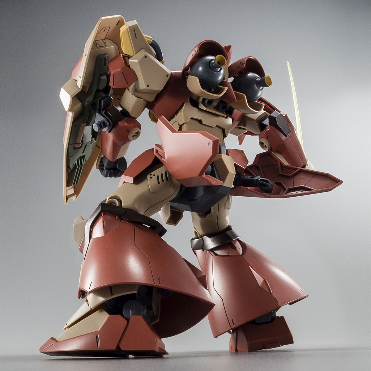 【限定販売】HG 1/144『メッサーF02型』機動戦士ガンダム 閃光のハサウェイ プラモデル-005