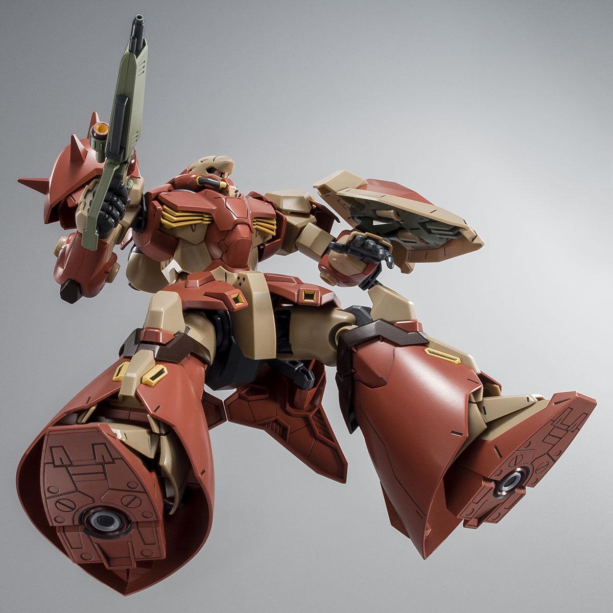 【限定販売】HG 1/144『メッサーF02型』機動戦士ガンダム 閃光のハサウェイ プラモデル-006