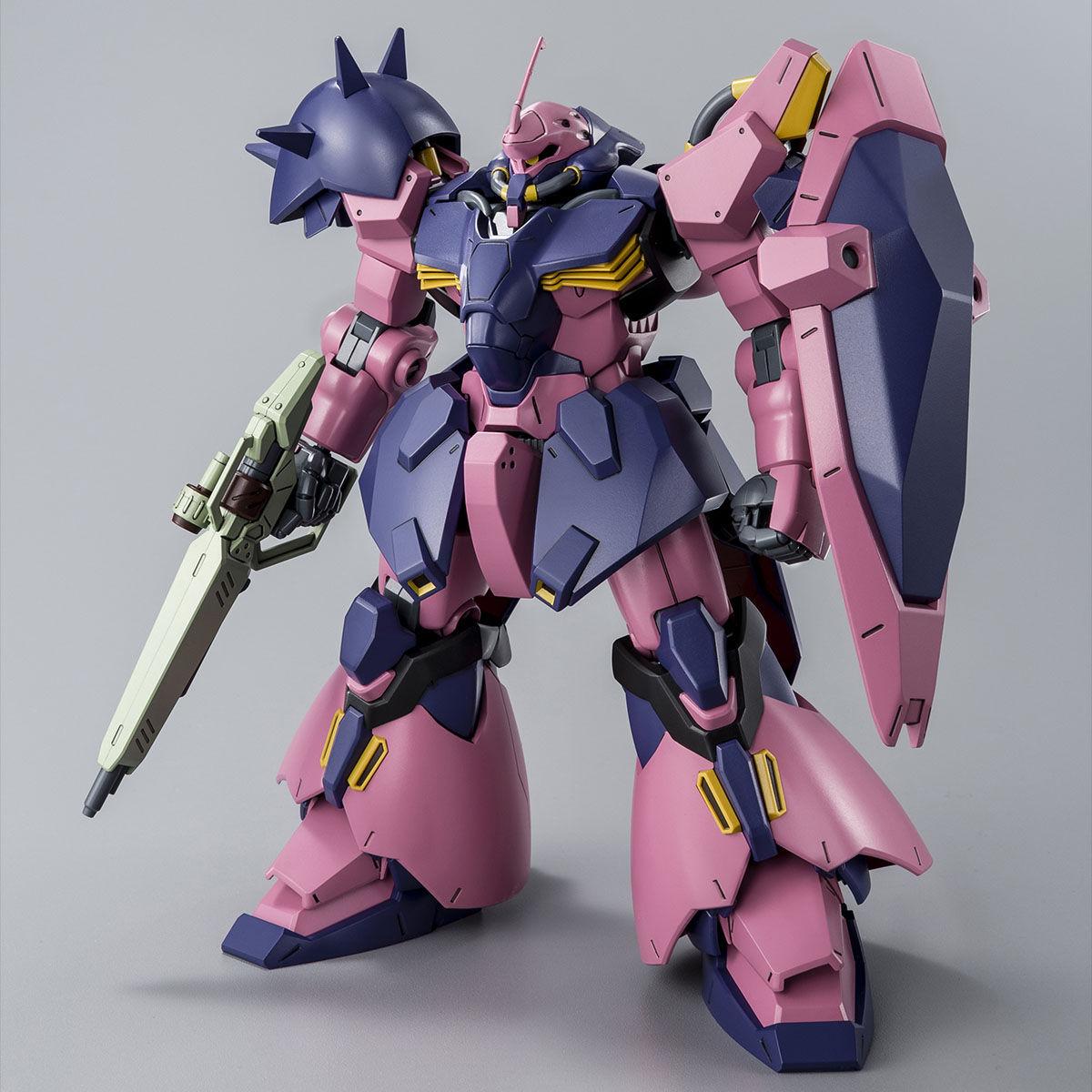 【限定販売】HG 1/144『メッサーF02型』機動戦士ガンダム 閃光のハサウェイ プラモデル-011