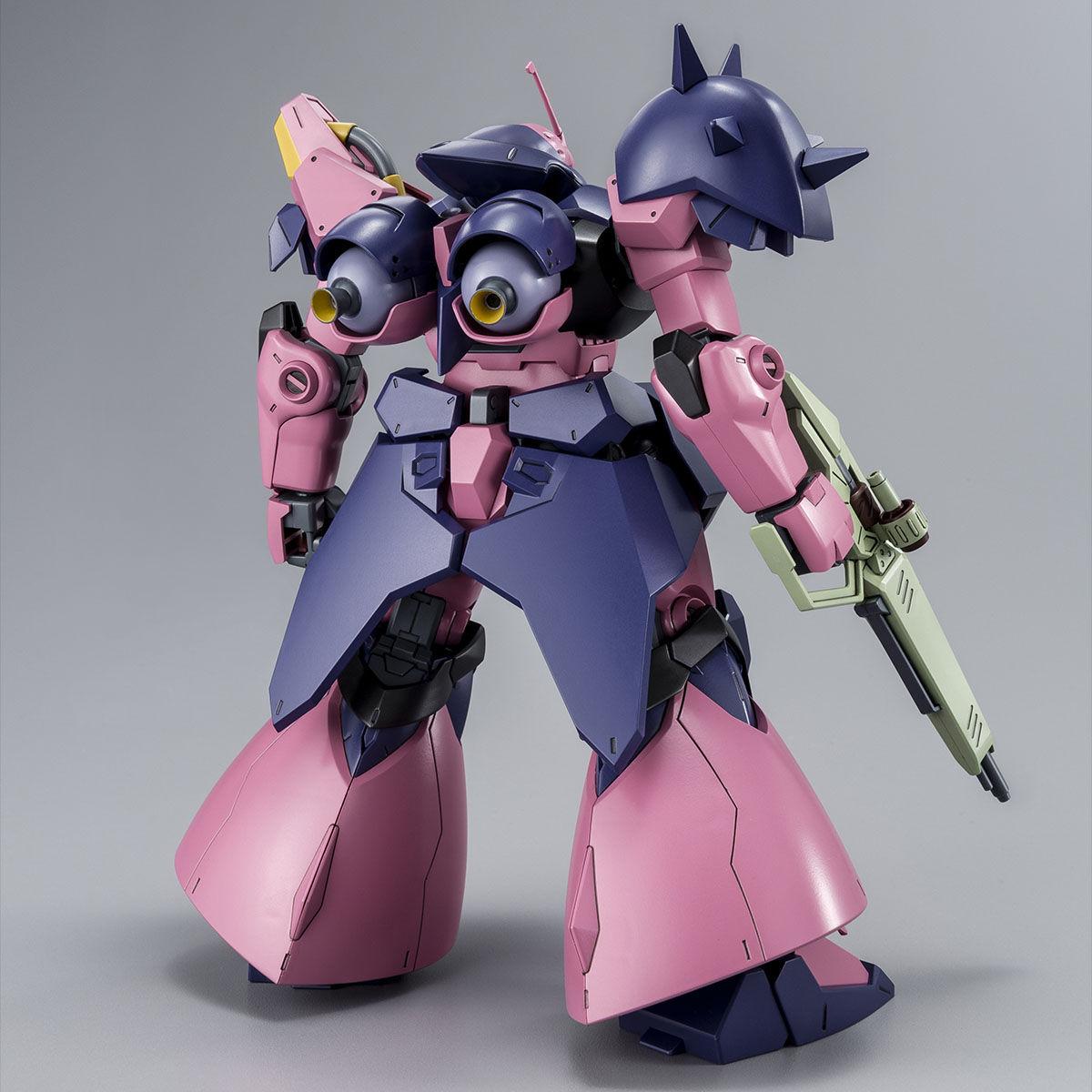 【限定販売】HG 1/144『メッサーF02型』機動戦士ガンダム 閃光のハサウェイ プラモデル-012