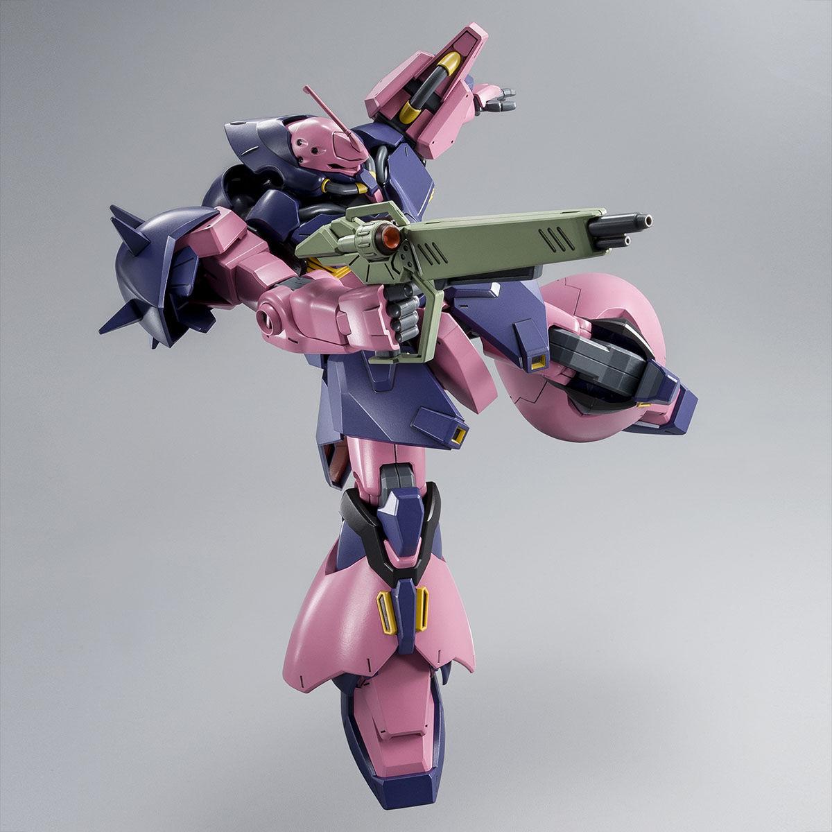 【限定販売】HG 1/144『メッサーF02型』機動戦士ガンダム 閃光のハサウェイ プラモデル-013