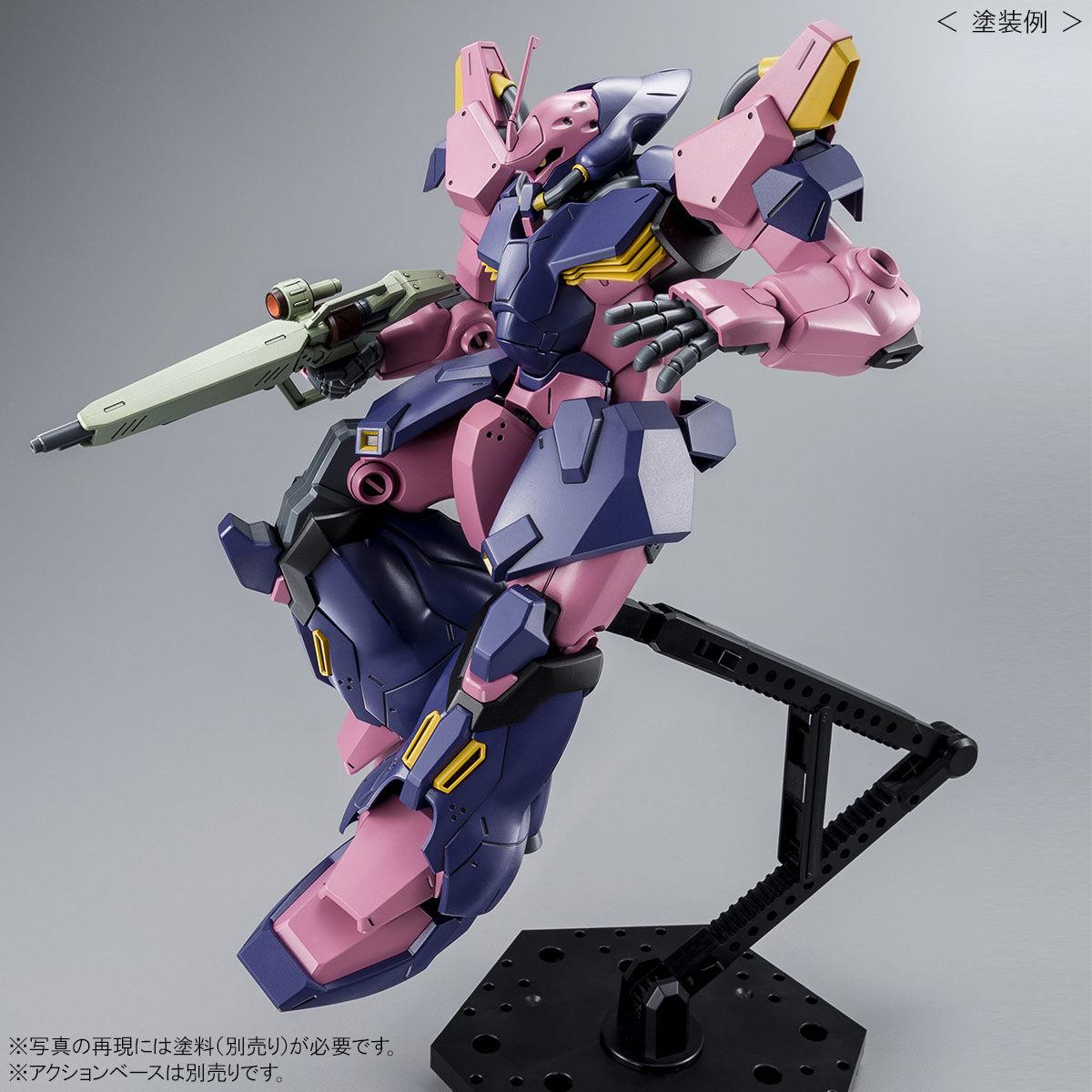 【限定販売】HG 1/144『メッサーF02型』機動戦士ガンダム 閃光のハサウェイ プラモデル-017